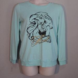Disney Lace-backed Little Mermaid Sweatshirt